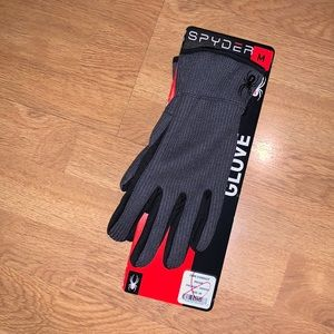 NWT Spyder Core Conduct Gloves